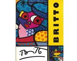 Romero Britto Catalog by Nan Miller Gallery (1996)