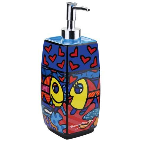 Deeply in love fish soap dispenser artreco for Fish soap dispenser