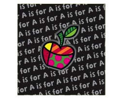 My Alphabet Playbook by Romero Britto - Limited Edition