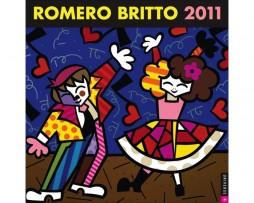 Romero Britto 2011 Wall Calendar