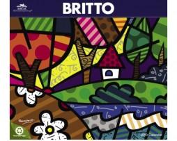 Romero Britto 2014 Wall Calendar
