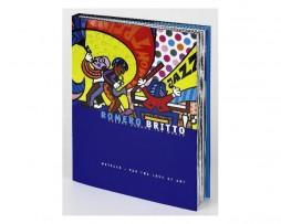Romero Britto Book - Colors Around the World