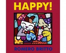 Romero Britto Happy Book