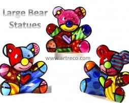 Bear Statues
