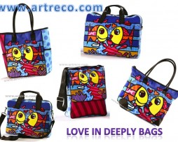 Love in Deeply Bags