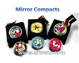Britto Mirror Compacts