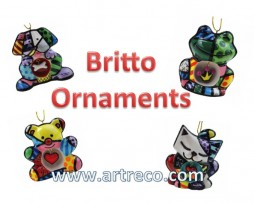 Britto Ornaments