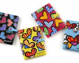 Passport Holder - Hearts