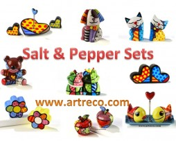 Britto Salt & Pepper Sets