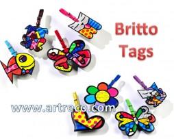 Britto Tags