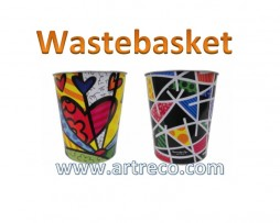 Britto Wastebaskets
