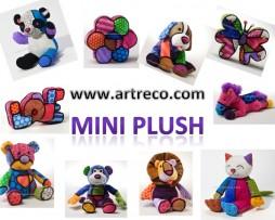 Mini plush