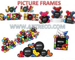 Britto Picture Frames
