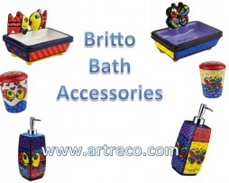 Britto Bath Accessories
