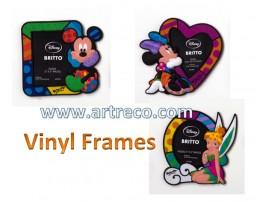 Britto Disney Vinyl Frames