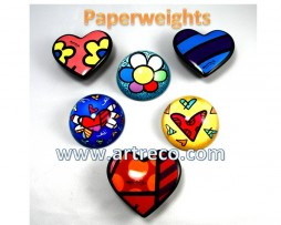 Britto Paperweights