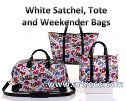 Satchel, Tote & Weekender Bags