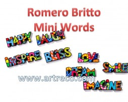 Mini Britto Words
