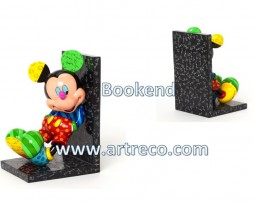 Mickey Mouse Single Bookend