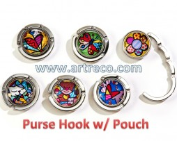 Britto Purse Hooks