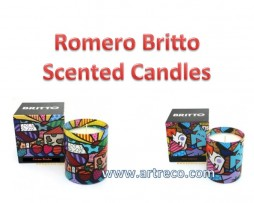 Britto Scented Candles