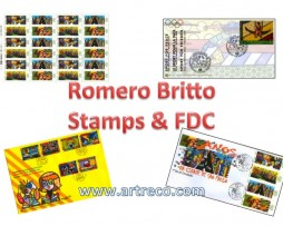 Britto Stamps & FDC