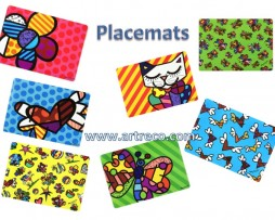 Britto Placemats