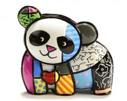 334119 Romero Britto Mini Figurine Panda