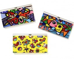 Britto Snap Close Wallet