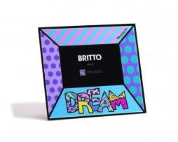 Romero Britto Glass Frame DREAM artreco