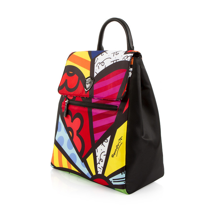 Britto By Heys Backpack New Day Artreco