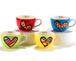 Britto Cappuccino Mugs