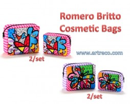 Britto Cosmetic Bags