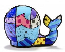 Britto Marina Collection Figurine - Whale