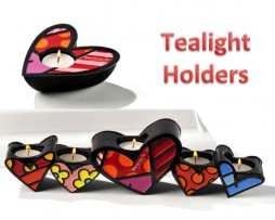 Britto Tealight Holders