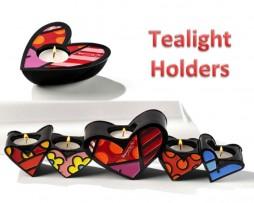 Britto Tealight Holders