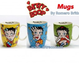 Betty Boop Mugs by Britto