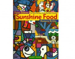 Sunshine Food Book by Peter Burer (Author) and Romero Britto (Illustrator)