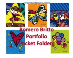 Portfolio Pocket Folders
