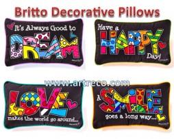 Britto Decorative Pillows