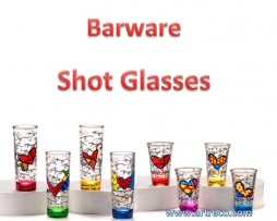 Britto Barware Shot Glasses
