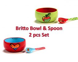 Bowl & Spoon 2 pcs Set