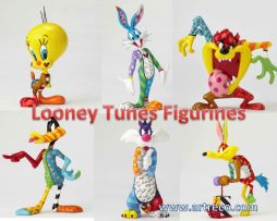 Britto Looney Tunes Figurines