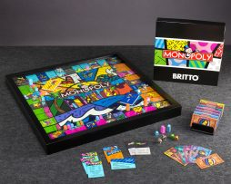 Britto MONOPOLY® Miami Limited Edition