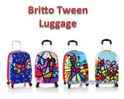 Britto Tween Luggage