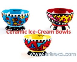 Ice-Cream Bowls