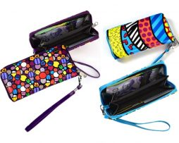 Wristlet Clutch & Coin Pouch 2 Pieces Set