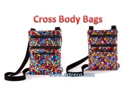 Britto Cross Body Bags
