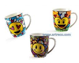 Emoji Design Mugs