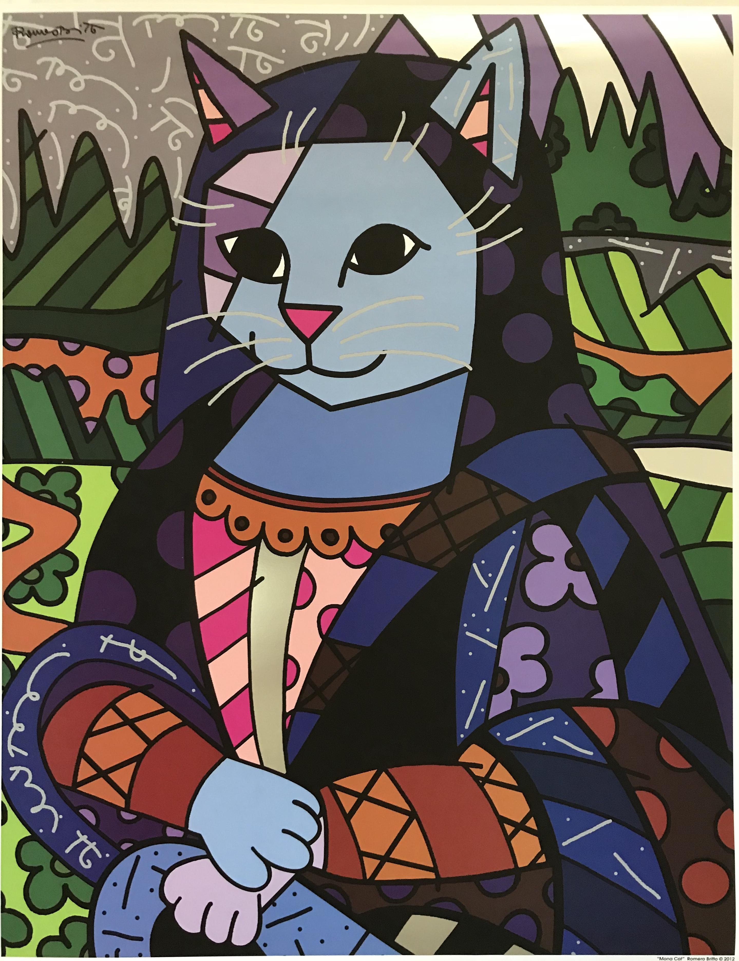 Резултат с изображение за mona cat